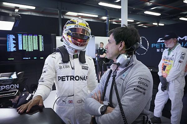 Wolff: Kontrak baru Hamilton cuma soal waktu