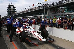IndyCar 速報ニュース 【インディ500】大事故のブルデー手術成功。今季中の復帰は絶望