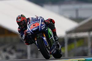 MotoGP Jelentés az időmérőről MotoGP: Vinales a francia pole-ban Rossi és Zarco előtt!