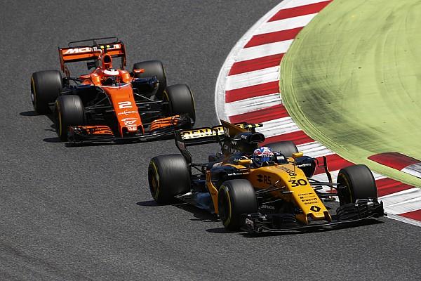 Formule 1 News Vandoorne, dernier au championnat :