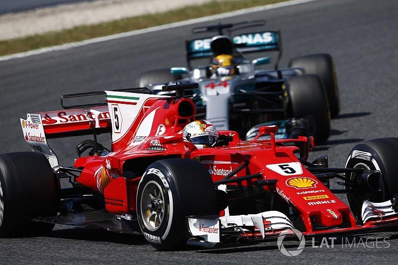 Mercedes se prépare à une lutte