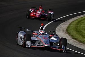 IndyCar Reporte de prácticas Power lideró el segundo día, Alonso fue el más activo y Servià 18º