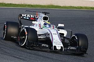 Формула 1 Новость Williams и Haas испытали Т-образное крыло