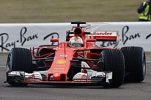 Vettel szerint a Ferrari erős kocsi benyomását kelti, és annak is érződik