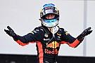 La historia detrás de la foto: la victoria loca de Ricciardo