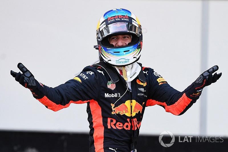 Bilan saison - Ricciardo, la force tranquille