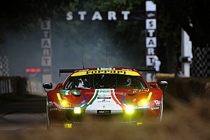 Vintage Haberler Video: Ferrari 458 GT2'nin kazası