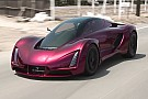 Automotive Jay Leno takes the only 3D-printed supercar in the world for a spin