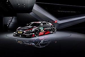DTM 突发新闻 奥迪发布全新一代DTM战车