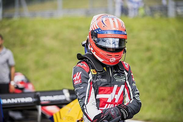ترقية فيروتشي ناشئ هاس للمشاركة ضمن منافسات الفورمولا 2