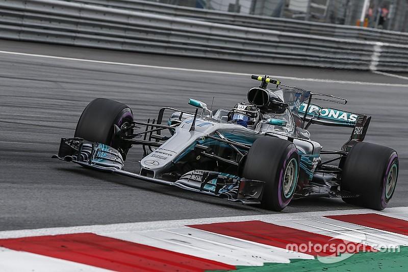 【F1オーストリアGP】決勝速報:ボッタスが2勝目。アロンソはリタイア
