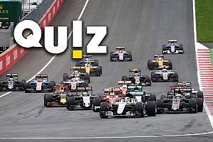 Fórmula 1 Artículo especial ¿Cuánto sabes de la historia del GP de Austria?