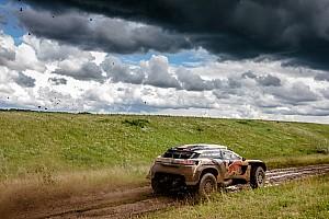Rallye-Raid Rapport d'étape Étape 4/2 - Troisième victoire en spéciale pour Loeb