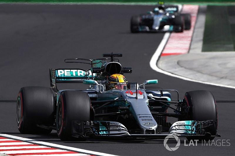 【F1】「バランスが十分ではない」大接戦を予期するメルセデスのふたり
