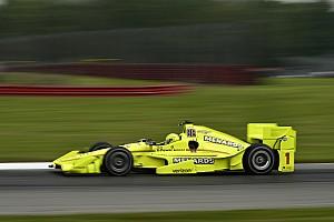 IndyCar Noticias de última hora Pagenaud lideró la primera práctica en Mid-Ohio