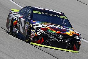 NASCAR Cup Reporte de calificación Kyle Busch con la pole en Chicago y Suárez en 13°