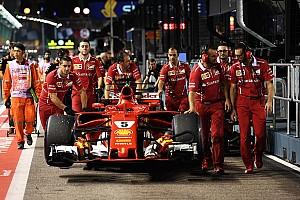 F1 Noticias de última hora El trabajo incansable hasta el último minuto, clave en la pole de Ferrari