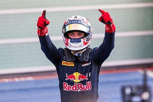 GP2阿布扎比冲刺赛:加斯利问鼎总冠军