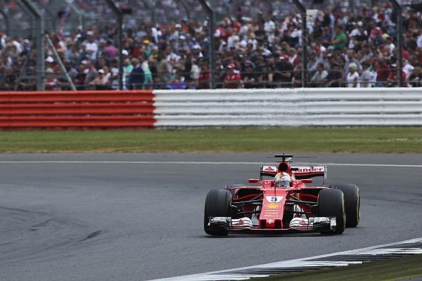 Fórmula 1 Vettel: Ritmo da Mercedes no quali é o grande diferencial
