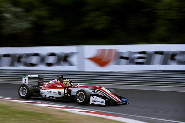 Гюнтер выиграл на «Норисринге» после аварии лидеров в конце гонки