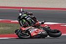 World Superbike Davies mégis törést szenvedett, mikor áthajtott rajta a társa