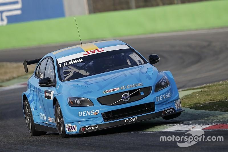 Volvo s'affute avant le début de saison