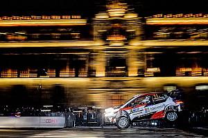WRC Prüfungsbericht WRC in Mexiko: Juho Hänninen führt nach Bestzeit in Mexico City