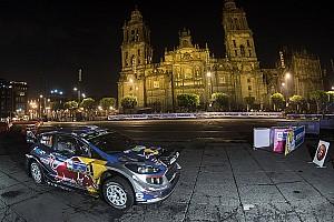 WRC Actualités L'élection de Trump a failli coûter cher au Rallye du Mexique