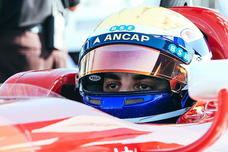 Urrutia, Cunha, Kirkwood top Mazda Road To Indy tests