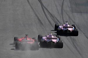 Forma-1 BRÉKING Vettel mindent egy lapra tett fel Ocon ellen - szerinte szabályos volt