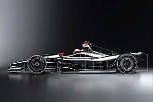 IndyCar Nieuws Nieuwe afbeeldingen van IndyCar voor 2018 vrijgegeven