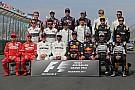 Formel-1-Stars rufen zur Teilnahme an neuer Fan-Umfrage auf