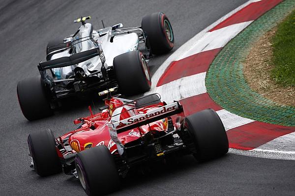 Tech analyse: Ontwikkelingsstrijd Ferrari en Mercedes zet door