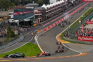 Formule 1 Actualités Le Grand Prix de Belgique prolongé pour 3 années de plus