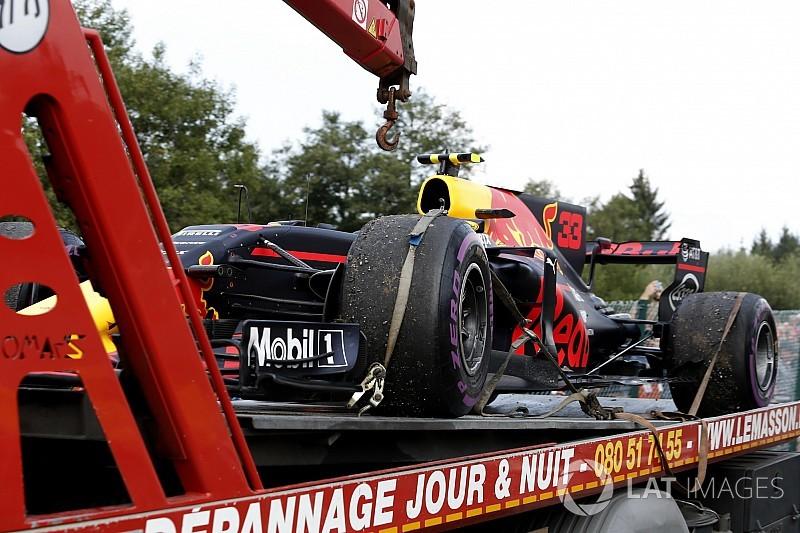 Após falhas, Renault desloca reforço para box da Red Bull