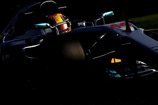 Belçika GP 2. antrenman: Hamilton lider