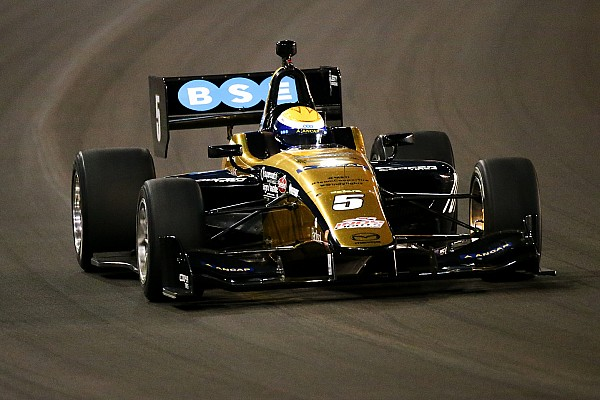 Indy Lights Gateway Indy Lights: Urrutia wins after thrilling race