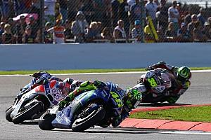 MotoGP Breaking news Silverstone gets new three-year deal to host MotoGP