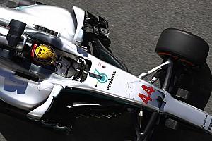 Formel 1 Trainingsbericht Formel 1 in Barcelona: Lewis Hamilton mit Bestzeit für Mercedes