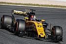 F1 in Barcelona: Hülkenberg rätselt über gute Renault-Rundenzeiten