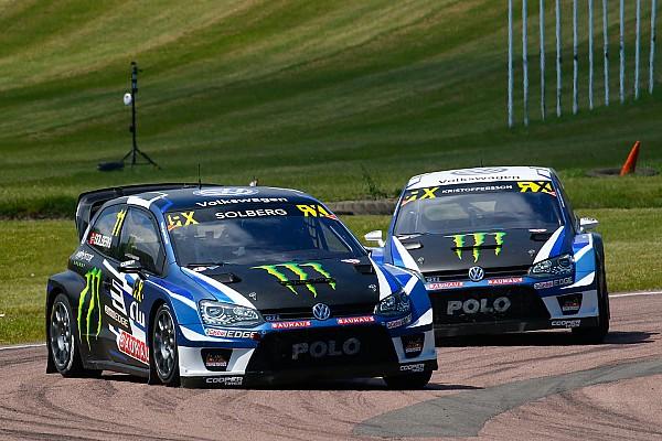 World Rallycross Yarış raporu Lydden WRX: Solberg kazandı, Ekström lastik patlattı