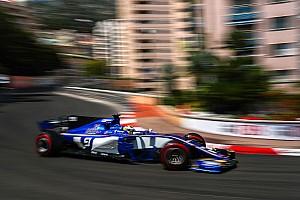 Formula 1 Breaking news Ericsson blames brake problems for SC crash