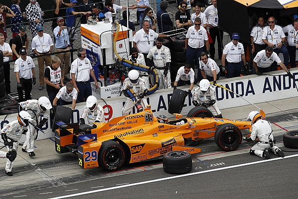 IndyCar Indy 500: Kein Start von McLaren im Jahr 2018