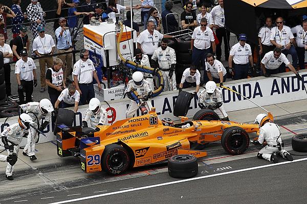 IndyCar Noticias de última hora McLaren espera competir a tiempo completo en IndyCar