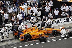 IndyCar Noticias McLaren espera competir a tiempo completo en IndyCar