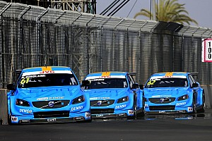 WTCC Réactions Volvo a répondu présent face à Honda