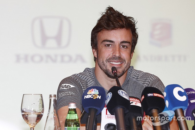 Statt Formel 1 in Monaco: Fernando Alonso startet beim Indy 500!