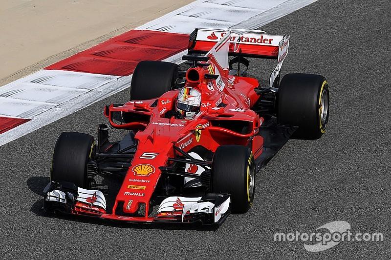 【F1】バーレーンGP FP1:ベッテル最速。メルセデスロングラン集中