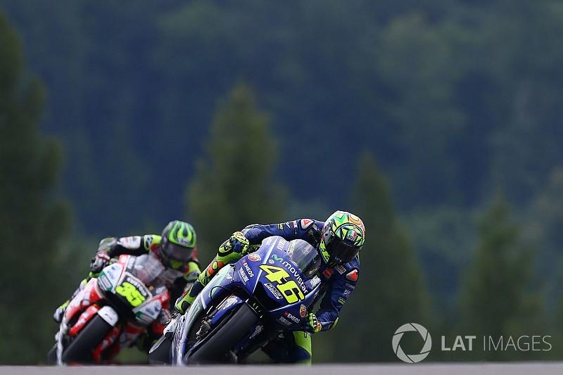Rossi: Pit stoplu yarışlarda iyi değilim