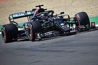 Hamilton volta a mostrar força e lidera treino antes de classificação em Silverstone